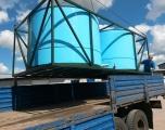 Кассета для перевозки воды