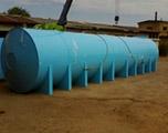 Накопительная емкость 100 м3 для питьевой воды